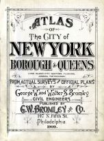 Title Page, Queens 1909